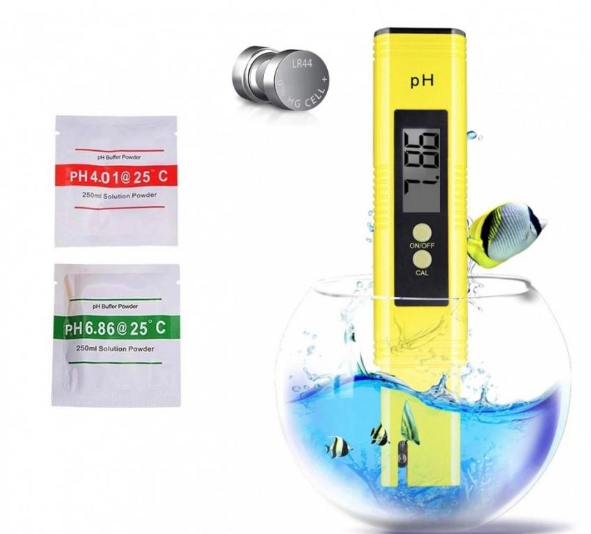 PH метр для воды и не только электронный Новый