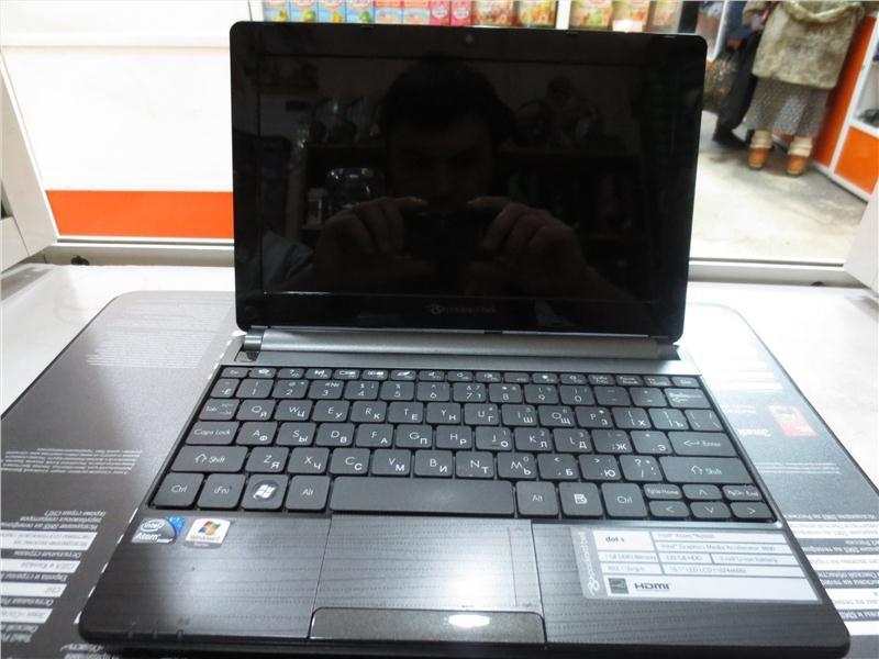 """Нетбук Packard Bell ZE7 10"""" 4 ядра"""