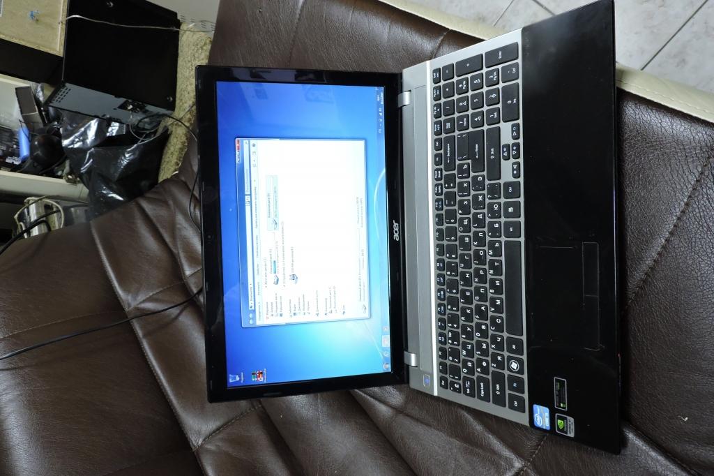 Acer v3571g Core i5-3210m озу 8гб,видео 2гб