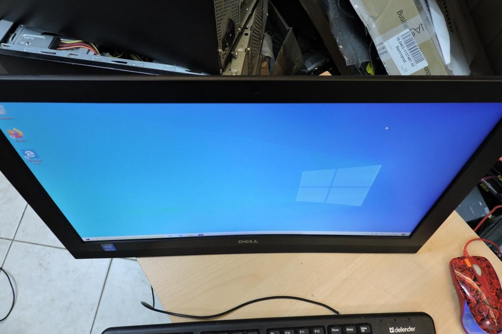 Моноблок Dell Inspiron 3043 4ядра,озу8гб,HDD500гб