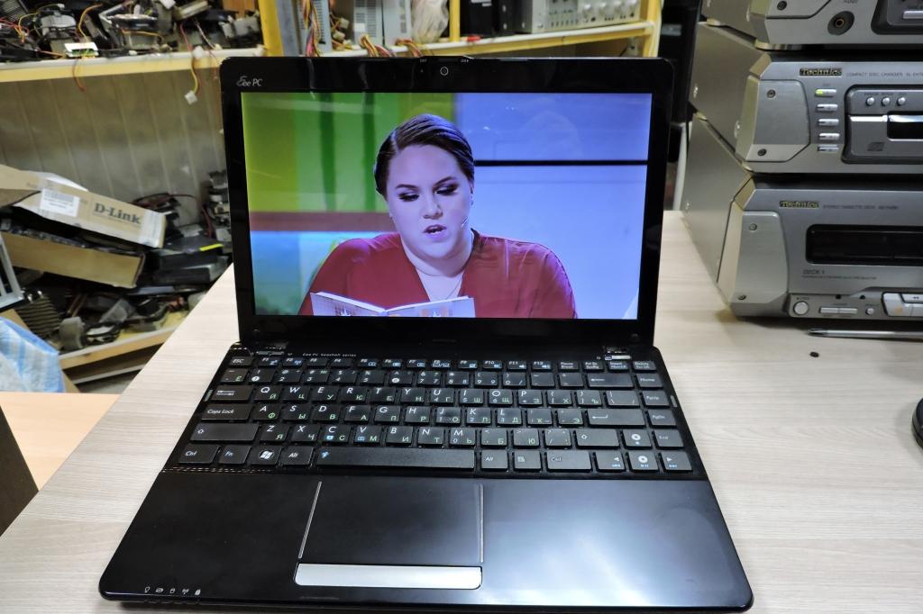 "Asus PC1215p экран 12"" 4ядра,озу2гб,HDD  УЖЕ ПРОДАН!!!"
