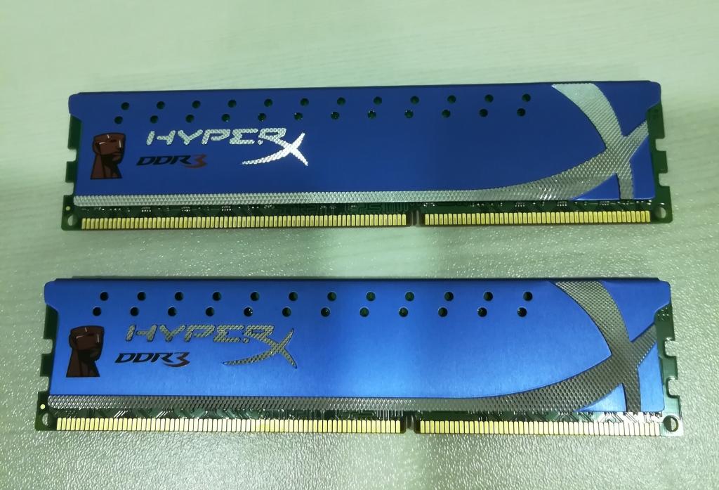 Hyperx ddr3 4gb kingston 1600mgz ПРОДАН!!!