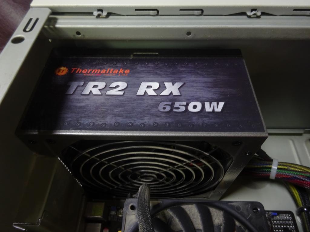 Thermaltake TR2 RX 650W Black  ПРОДАНО!