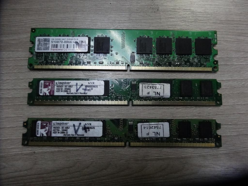 Озу DDR-2 2гб