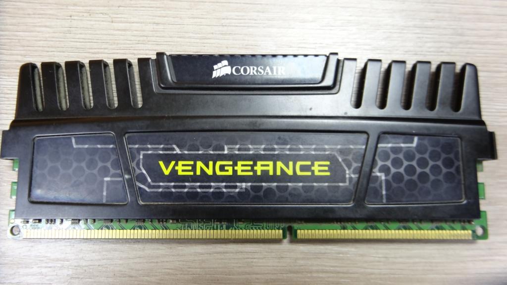 Corsair DDR3 4гб (1600MHz) vengeance  ПРОДАНО!