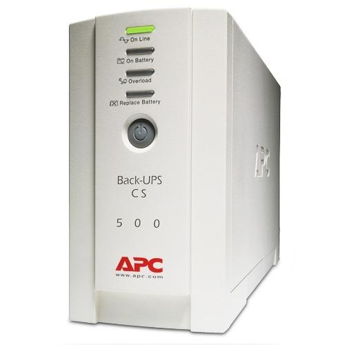 APC CS500 500 вт. Рабочий