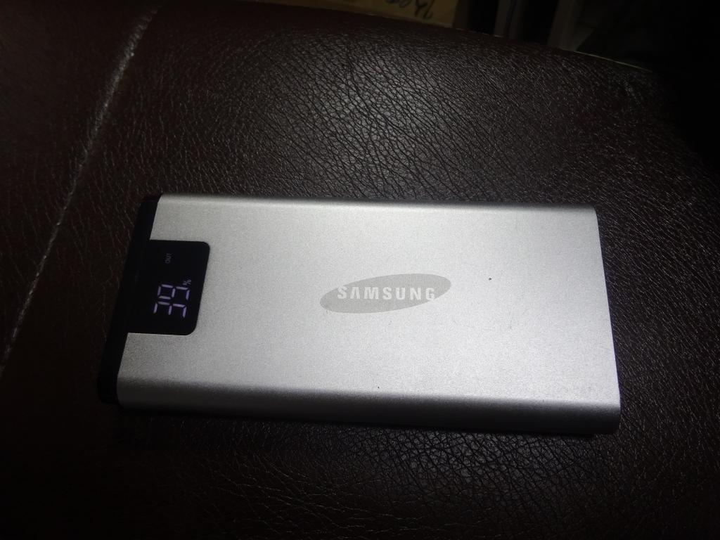 Повер банк Samsung sc9 28800mah  ПРОДАНО!