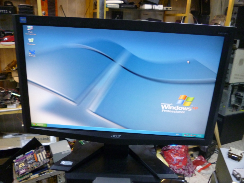 """Монитор Acer X203Hb 20"""" экран"""