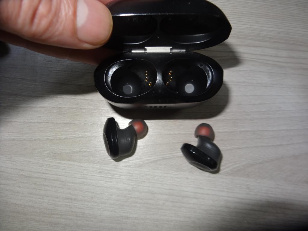 True Wireless JBL Tune 120 TWS Black