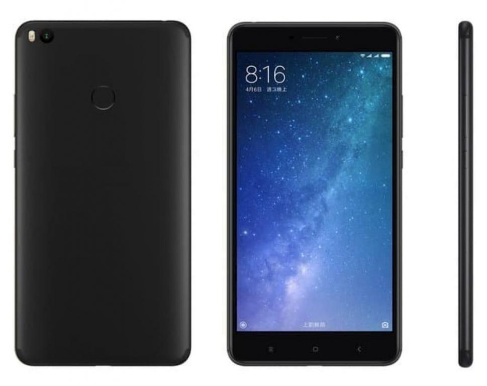 """Xiao mi Max 2 экран 6.44"""" 8 ядер новый 64Гб"""