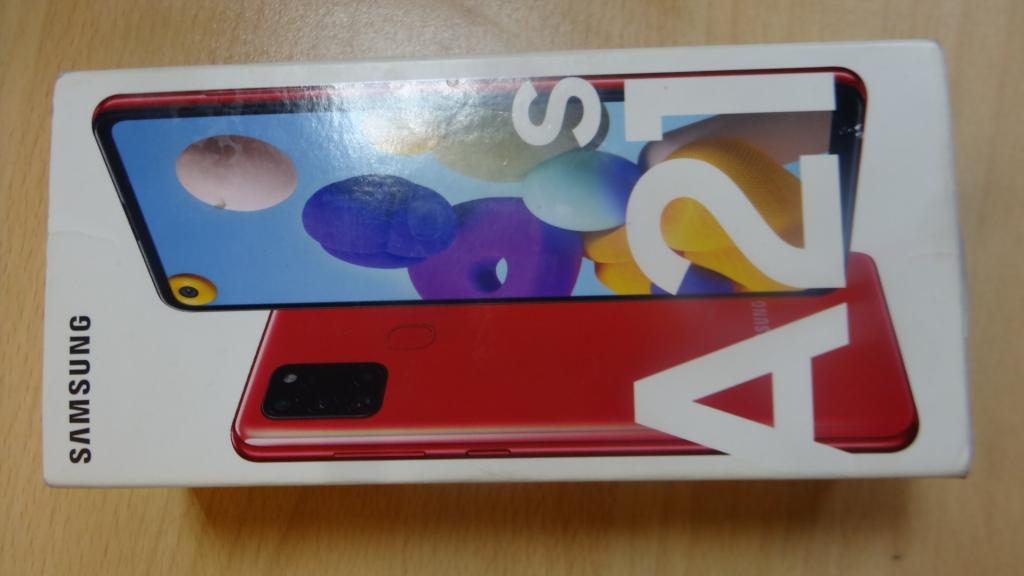 Samsung Galaxy A21s 32 гб NFC, 4G, GPS
