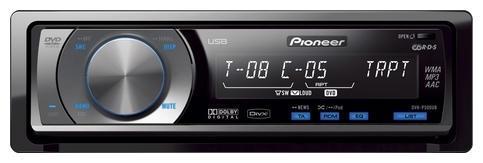 Pioneer DVH-P500UB USB,DVD