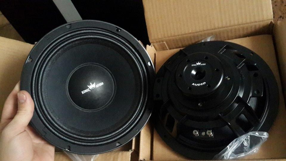 Kingz Audio TSR-NEO 8 Мид басы высокого класса