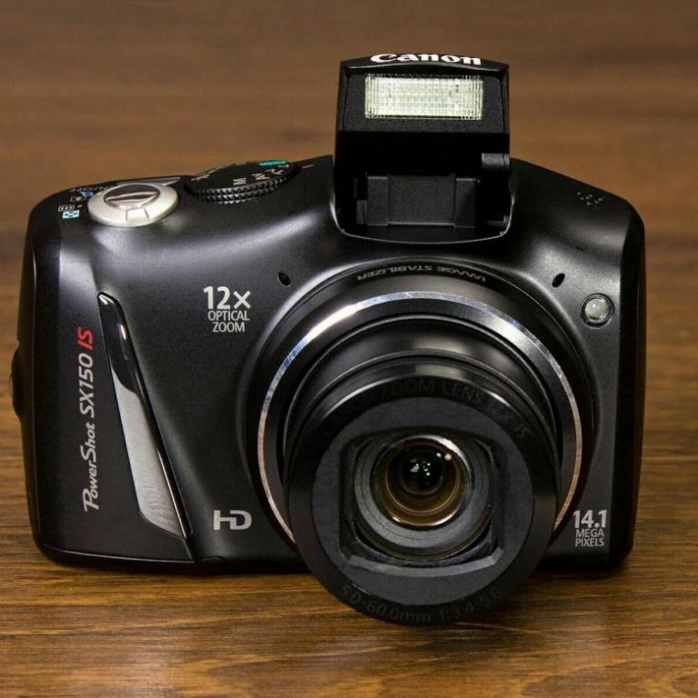 Canon sx150is 14Мрх 12-х Zoom