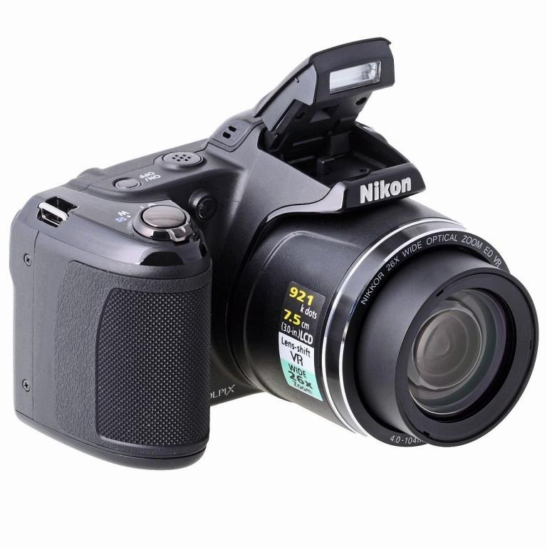 Nikon L810 16 mpx 26xопт.зум широкоугольный объек