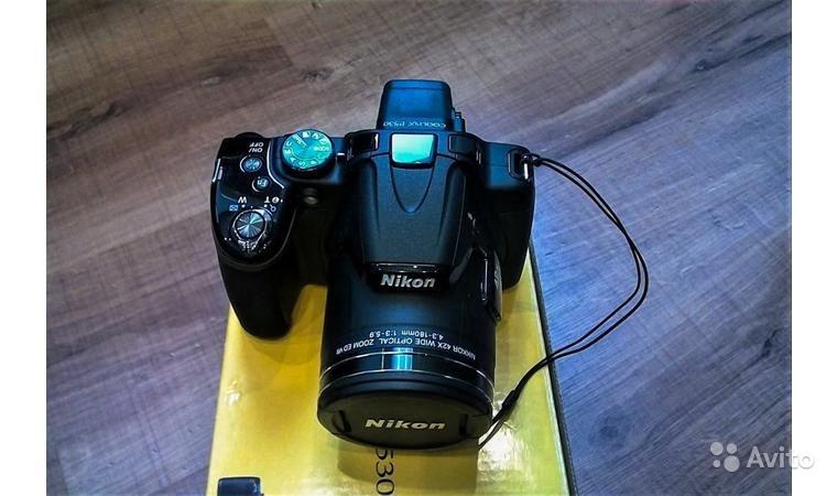 Nikon p530 16mpx 42x оптич.зум