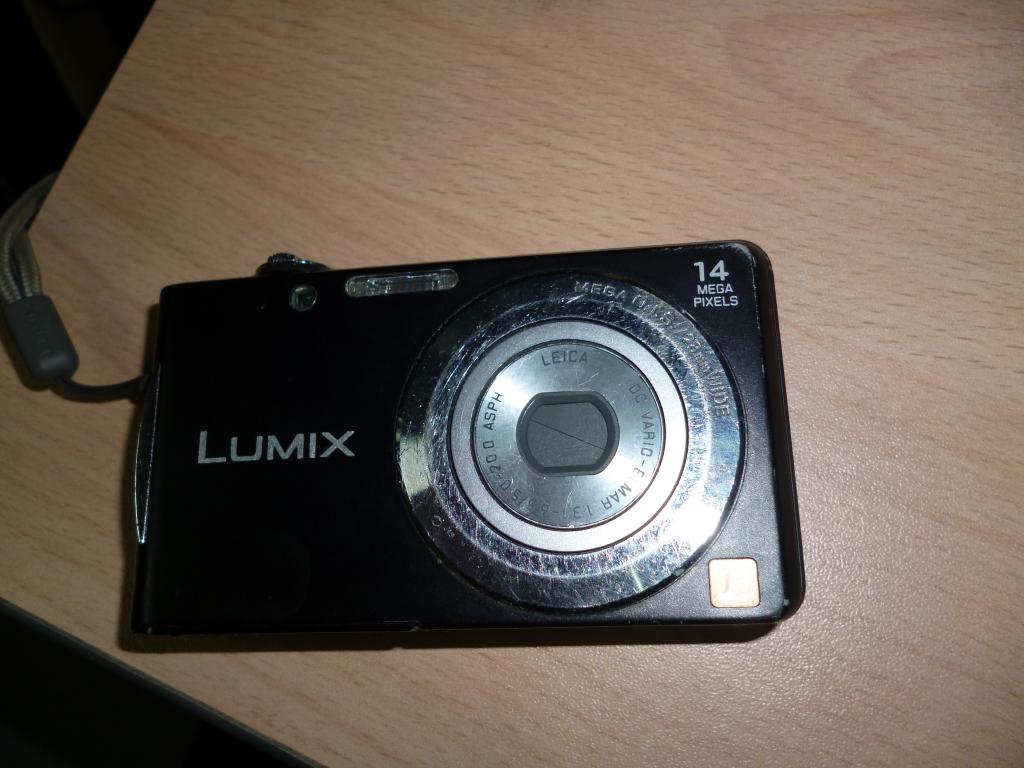 Panasonic DMC-FS16 14mpx