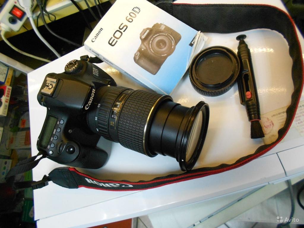 Canon 60D+Tokina AT-X PRO sd 16-50F2.8DX  ПРОДАНО!!!