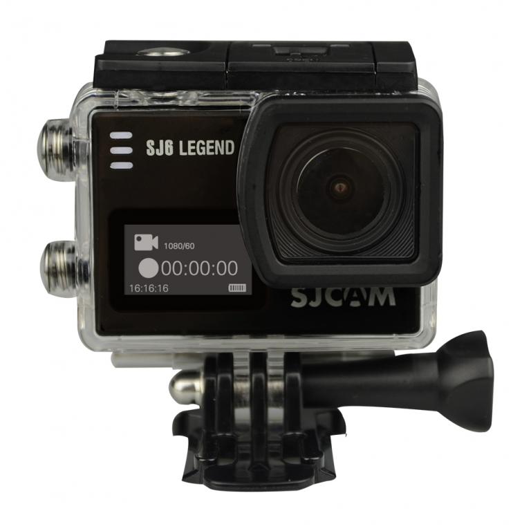 Экшн видеокамера sjcam 6 Legend 4К