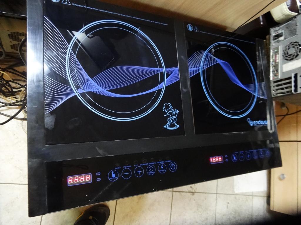 Endever Skyline IP-34 Индукционная 2,2+2,2 квт  ПРОДАНО!