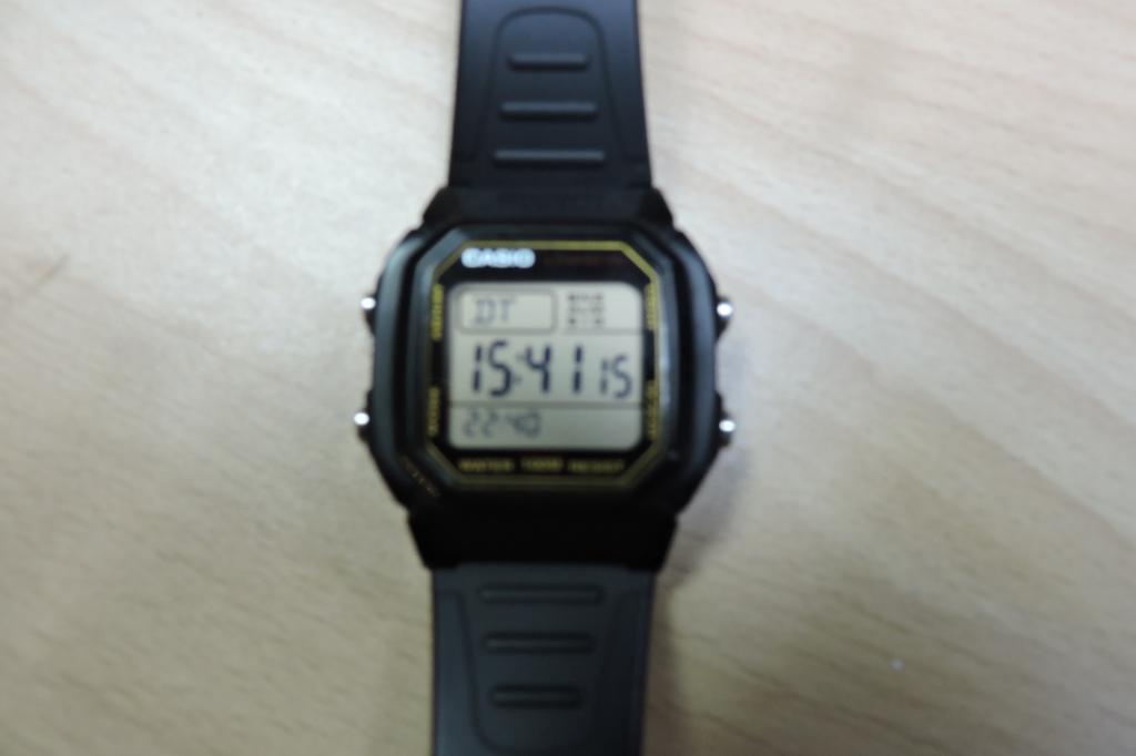 Часы Casio w800h Оригинал